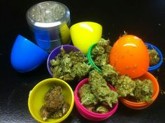 Easter is on 420 this year :)