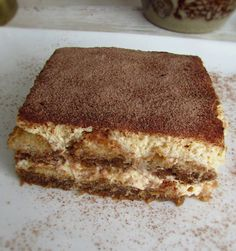 Tiramisú | Food From Portugal