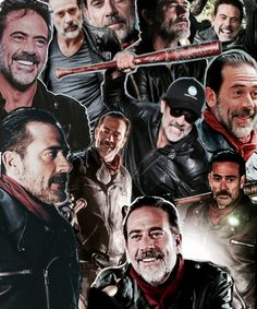 Negan Available as T-Shirts, Phone Cases, Mugs, etc.