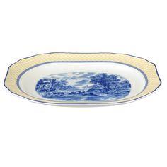 Spode - 'Giallo' Collection, Earthenware - Platter