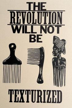 the revolutuion will not be texturized