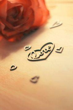 #lve#rose#heart