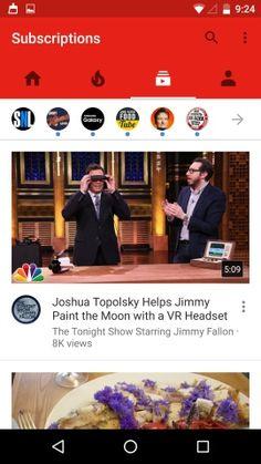 YouTube Screenshots