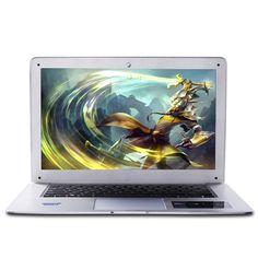 14inch Intel core i5 4th Generation CPU Windows 10 Pro 4GB RAM+240GB SSD UltraSlim Laptop Notebook Computer Free Shipping