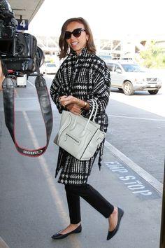 Giuliana Rancic seen at LAX.