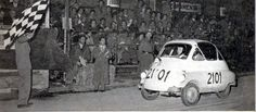 Iso-Isetta na Mille Miglia italiana