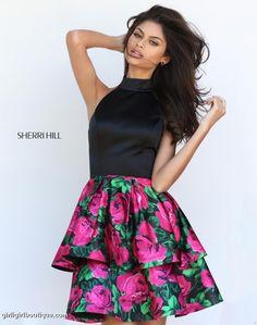 Fun & Flirty! #GirliGirl #Homecoming #Sherrihill