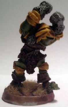 Blood bowl Rotter Warrior