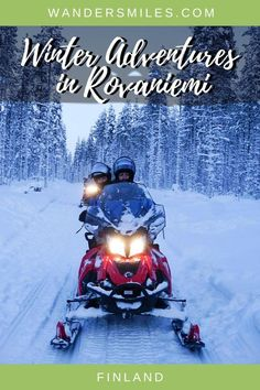 Explore the best winter adventures in Rovaniemi, a fantastic snowy playground for snowmobiling, husky mushing, ice floating and more. Wrap up for unforgettable Arctic adventures! Winter Activities, Christmas Activities, Europe Travel Tips, Travel Destinations, European Travel, Group Travel, Family Travel, Finland Travel, Worldwide Travel