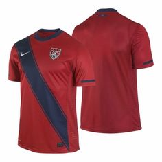 New US Jersey. #soccer #apparel #fashion #men