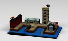 Baltimore Pretzel829 - Harborplace, National Aquarium, Baltimore World Trade Center, and Camden Yards Warehouse. Also includes USS Constellation and USS Torsk.