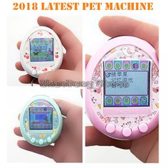 NEW Color display nostalgic game machine Tamagochi electronic virtual cyber elves of pet kids gift Color screen pet game Toy 90s Colors, Electronic Toys, Animal Games, Pet Toys, Girl Dolls, Cyber, Gifts For Kids, Little Girls, Happy Birthday