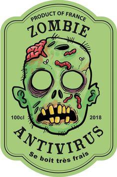 Zombie Halloween, Art Zombie, Batman Halloween, Masque Halloween, Halloween Labels, Halloween Prints, Halloween Signs, Halloween House, Holidays Halloween