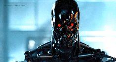 The Terminator Cyberpunk Aesthetic, Scifi Movies & Robotics Skynet Terminator, T 800 Terminator, Terminator Movies, Make A Comic Book, Movie Screenshots, Cyberpunk Aesthetic, Fans, About Time Movie, Cool Cartoons