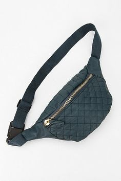 Deena & Ozzy Quilted Fanny Pack- OU I've just really been wanting a fanny pack lately! Weekend wear inspiration?