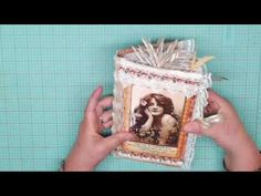 """Vintage Prayer Journal """"Fear not, for I am with you; ...""""(Sold-Thank u) - YouTube"""