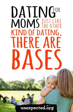 Dating for Moms - Did you know there are bases? Just like the other kind of dating, there are bases moms reach in their relationships with other moms. You're not alone!
