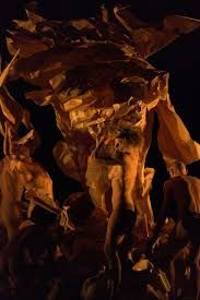 """Résultat de recherche d'images pour """"anna halprin paper danse"""""""
