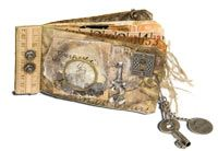 """""""Timeless Journey Book"""" by Tim Holtz - another great example of his great work!"""