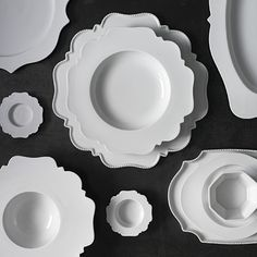 Beautiful Porcelain Tableware  by Reichenbach