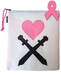 25% of all Beach Bud Bag sales are donated to the Breast Cancer Charities of America (BCCA.) | Hayden Reis