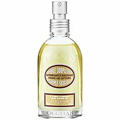 L'Occitane - Almond Firming And Softening Supple Skin Oil    My most favorite body moisturizer.  The scent is heavenly.  I often don't wear perfume when I put this on.  My skin stays soft and silky all day long.  I'm more of an oil person instead of a cream person - especially in the summer.  This is THE BEST!