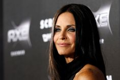 beautiful courteney cox wallpaper