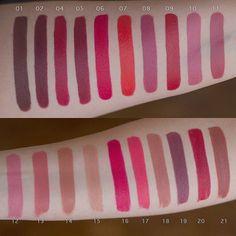 Golden Rose Matte Crayon Lipstick