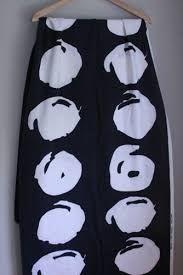 Very rare Lena Rewell Finland, vintage cotton fabric