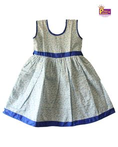 Kids Casual Summer Cotton Frock Toddler Frock For casual use . Kids Party Frocks, Kids Frocks, Cotton Frocks, Girls Dresses, Summer Dresses, Blouse Styles, Kids Fashion, Casual, Fabrics