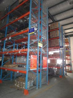 High Quality Powder Coated Warehouse Storage Rack Usage : Industrial, Warehouse Rack. Material : Steel. Structure : Rack. Type : Pallet Racking. Mobility : Adjustable. Height : 3-12m. Weight : 500-4000kg. Closed : Open. Development : New Type. Serviceability : Common Use. Surface Treatment : Powder Coating. Feature : Corrosion Protection. Certification : Ce. URGO Selective pallet rack is very cost-effective, providing high capacity storage and easy access to all pallets. It offers direct… Pallet Racking, Plastic Film, Steel Wall, Steel Structure, Powder Coating, Warehouse, Storage Racks, This Or That Questions, Easy Access