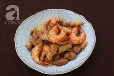 Tôm thịt rim mật ong đậm đà cho bữa tối - http://congthucmonngon.com/87887/tom-thit-rim-mat-ong-dam-da-cho-bua-toi.html