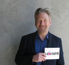 Kenneth Branagh doth heart NPR. (May 2011)