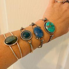 Bangles made by MoodiChic Jewelry.  #fashion #style #shopping #gifts #jewelrydesign #jewelrymaking