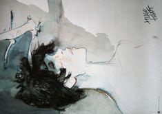 Banshee (Corto Maltese, by Hugo Pratt)