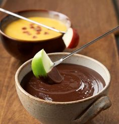 Copy Cat Melting Pot Fondue - Great to know for an at home Melting Pot meal!