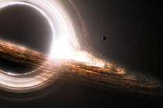 The Huble space telescope just snapped photos of the biggest black hole we've ever observed.