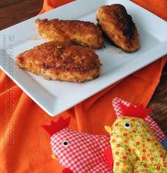 Oven Fried Chicken Breasts from Amanda's Cookin' @amandaformaro
