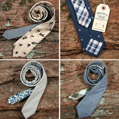 General Knot makes limited edition neckties, bow ties, travel dopp kits. Made in the USA from vintage textiles. Wedding Blog, Wedding Styles, Custom Ties, Professional Outfits, Vintage Textiles, Tie Knots, My Guy, Groomsmen, Mint