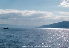 Sea of Galilee, Israel 2015 www.artsncraftsisrael.com