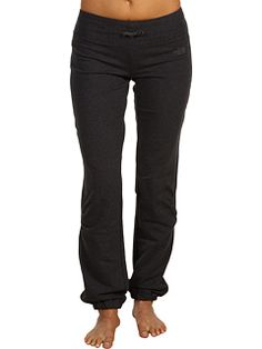 Go outside and enjoy the fresh air in these comfortable pants.  The North Face Women's Tadasana French Terry Pant