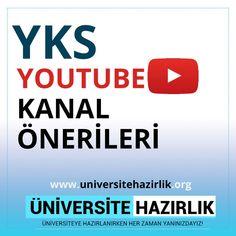 YKS YouTube Kanal Önerileri (Güncel – Konu Anlatım Kanalları)