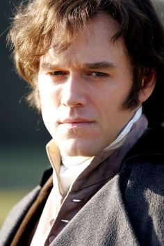 Elliot Cowan as Darcy, Lost in Austen