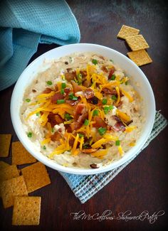 Delicious homemade Bacon Horseradish and Cheddar Spread is soon to become one of your favorite , easy to make springappetizer, made with crispy hickory smoked bacon, cream cheese, sour cream,sharp…