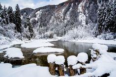 Spannender Winter-Fotokurs im Nationalpark Hohe Tauern mit Schneeschuh-Wanderungen und Licht-Experimenten. Winter, Snow, Technology, Outdoor, Photos, Snowshoe, National Forest, Winter Time, Tech