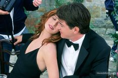 The Wedding Date - Publicity still of Debra Messing & Dermot Mulroney