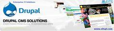 Drupal CMS Solutions http://goo.gl/JrFq1W