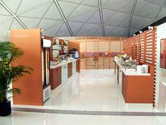 Thai Airways Lounge at Hong Kong International Airport #AirportLounge @ThaiAirways #business #travel