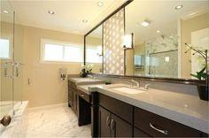 quartz makes a splash in the bathroom from Quartz Countertops In Bathrooms