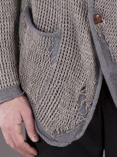 MIHARA YASUHIRO - Knit cardigan 6